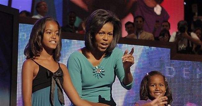 Obamas Practice School Choice