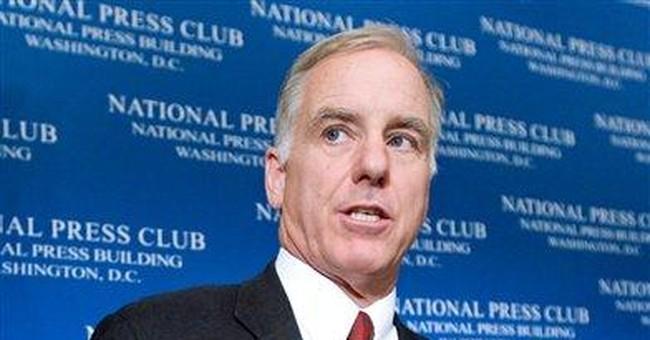 Howard Dean's Presidential Victory
