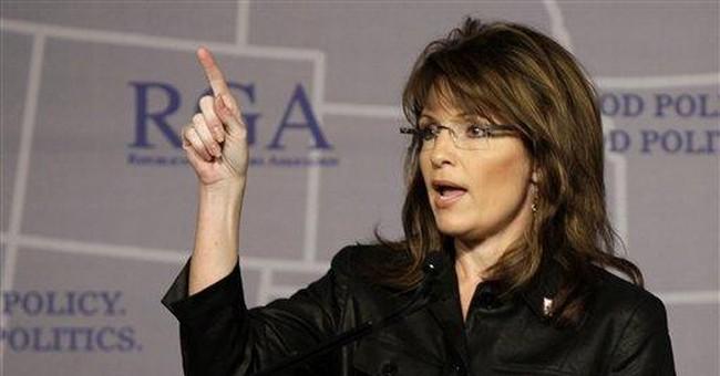 No One Should Be Railin' or Bailin' on Palin