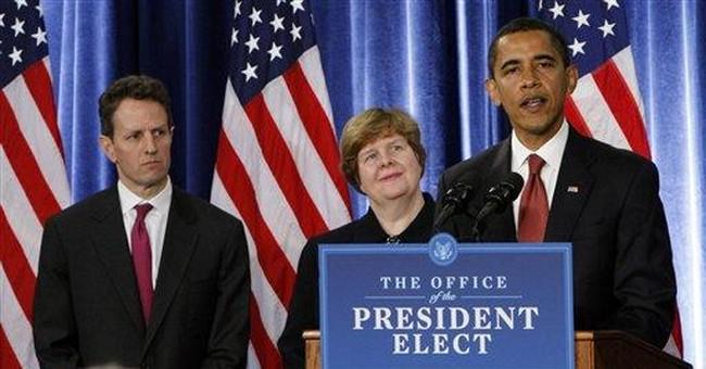 Obama's Pro-Growth Economic Team?