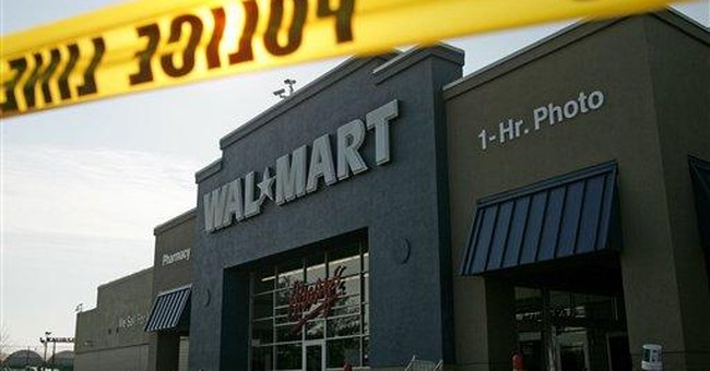Victims Of Terrorism, Victims Of Wal Mart