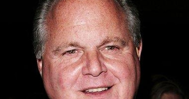 Limbaugh Message Trumps Obama Style