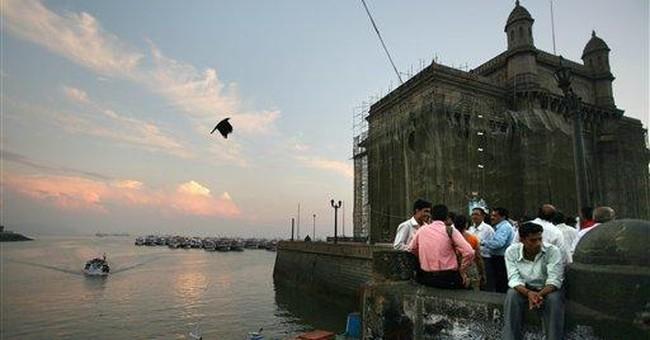 From Paintball to Mumbai