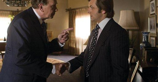 "A Warm Reception to ""Frost/Nixon"""