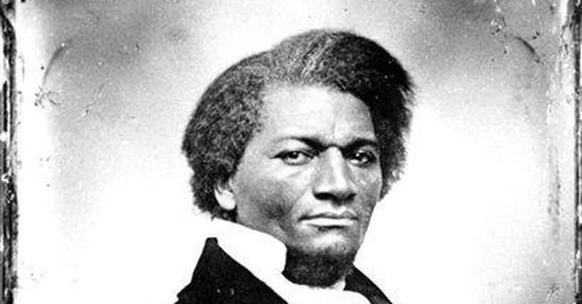 Frederick Douglass in Annapolis, Philip Reid in the Capitol
