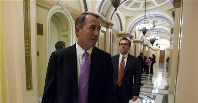Historic Trend May Stem GOP Bloodletting