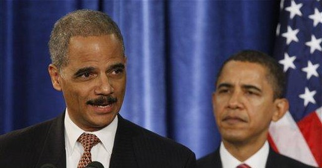 Eric Holder and All Political Prisoners