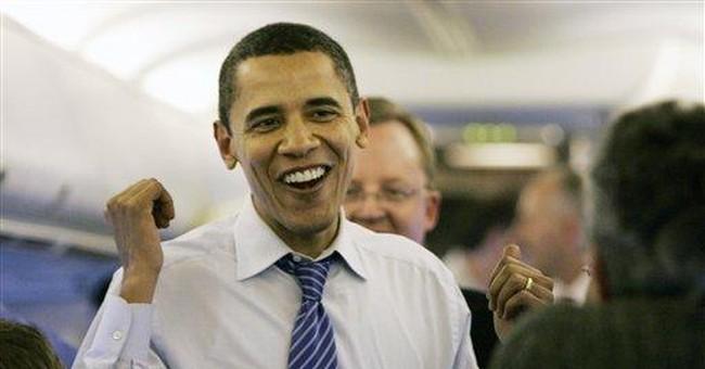 The Obama Infatuation
