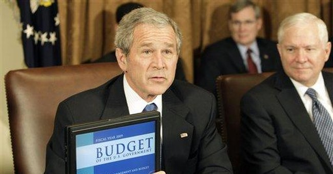 The President's Budget Woes