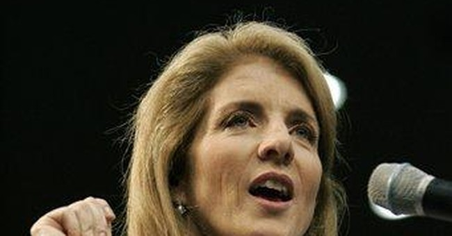 """Don't Give Caroline Kennedy a """"Bailout"""""""