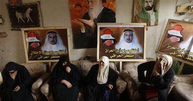Hardly Comfortable for U.S. on Iraq's SOFA