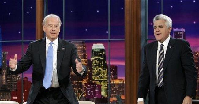 Biden's Bogus Feud with Cheney