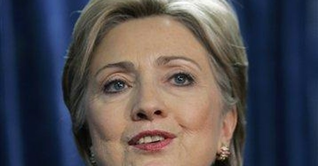 Hillary: The Post-Feminist?