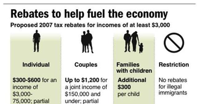 A True Economic Stimulus Package