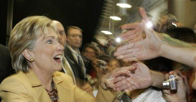 Hillary: By Any Means Necessary