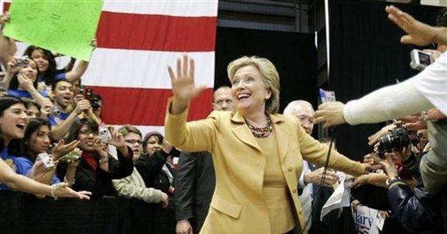 Hillary Clinton: An Unlikely Uniter