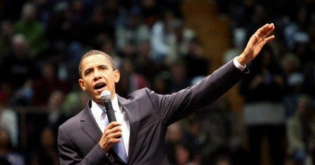 Obama's Big-Government Vision