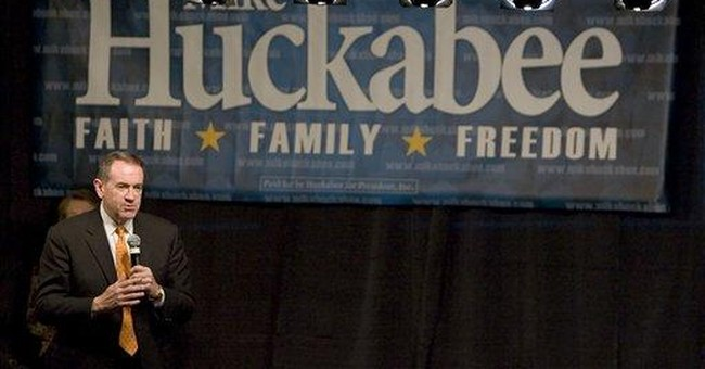 Thank You, Mr. Huckabee