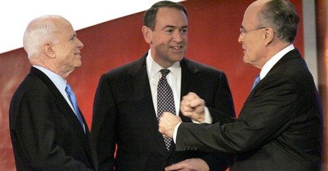 Huckabee and Obama: A study in contrasts