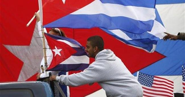 Castro: Not a President