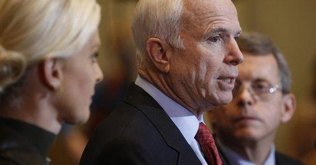 McCain Blasts New York Times