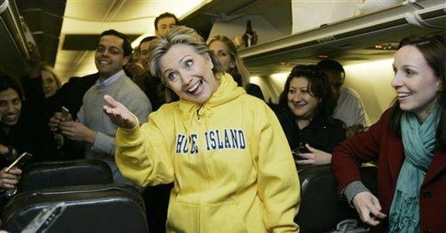 Will Hillary Go Quietly?
