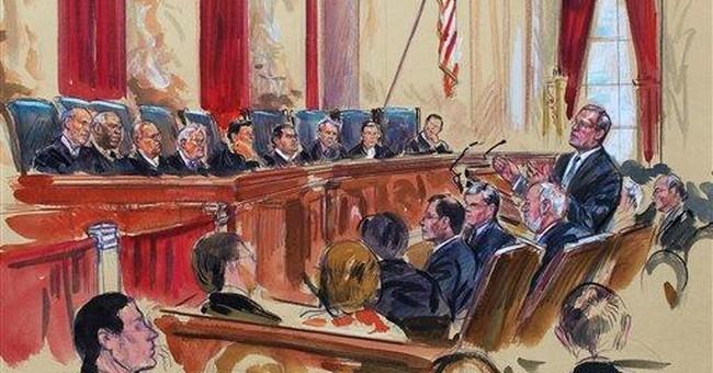 SCOTUS: No Execution for Child Rape
