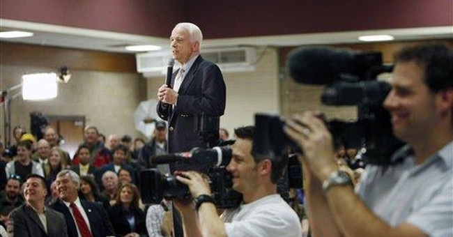 Liberalism, the Times, and the Sliming of John McCain