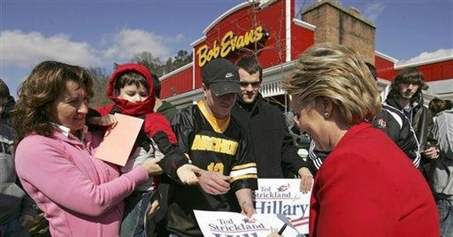 Labor group born after Ohio gov's Bob Evans gaffe