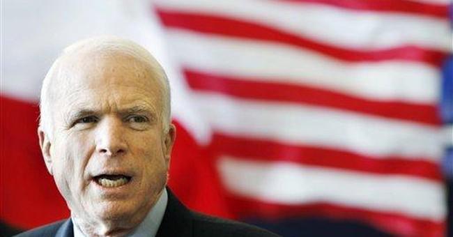 If principles matter, so does McCain