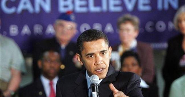 Obama: America's first Gay President?