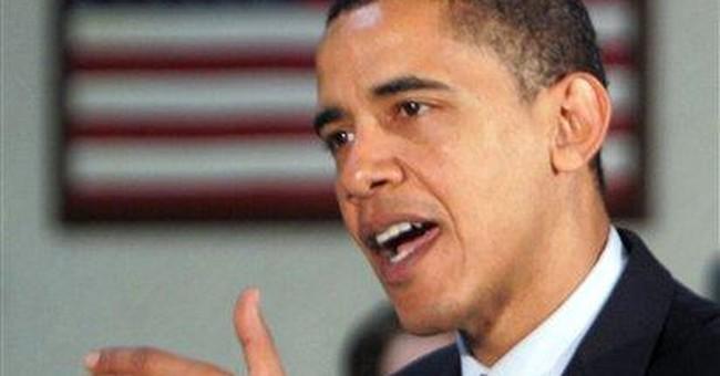Ptolemaic Obama