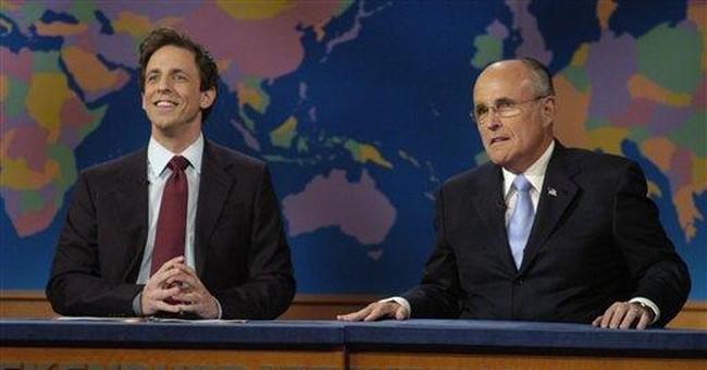 NBC's Medium Casts Arizona Senator and Ex-POW as Murderer, Cannibal