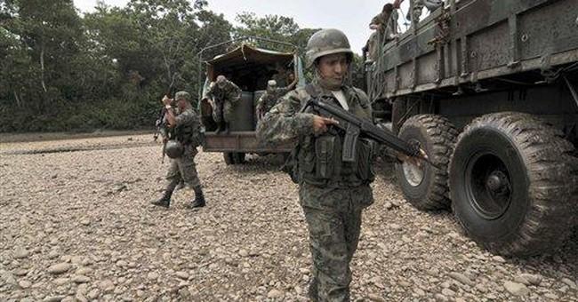Behind the Colombia-Ecuador-Venezuela Border Fracas