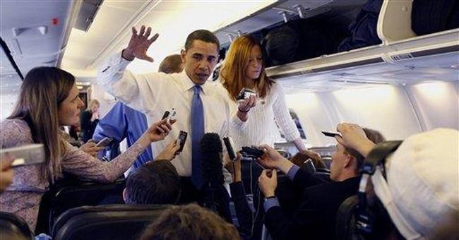 Obama Calls VP Invite a 'Hoodwink'