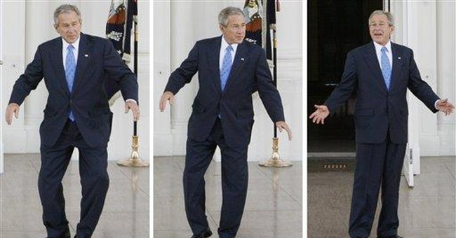 Why the President is Dancing