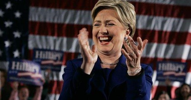 Hillary's Hubris?