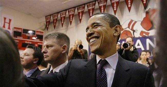A Black President?