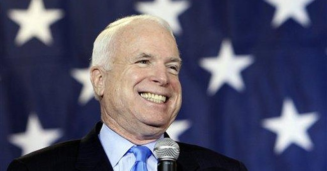 The Climb and Decline of the Ancient Mariner: The McCain Encore