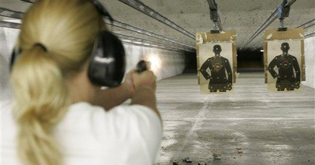 Prosecutor's Targeting of Gun Range Exec Enters 15th Year