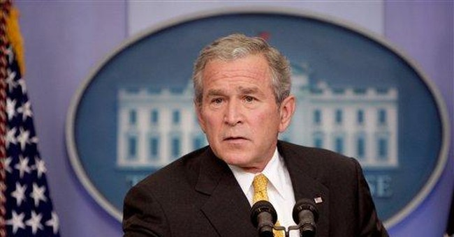 essay on bush doctrine