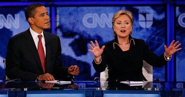 'Blood Feud' Author: Obamas Will Only Support Hillary in 2016 if They Have 'No Other Choice'