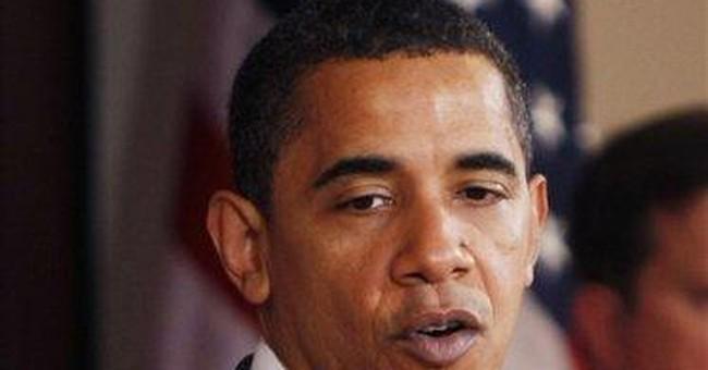Obama Sacrifices American Sovereignty