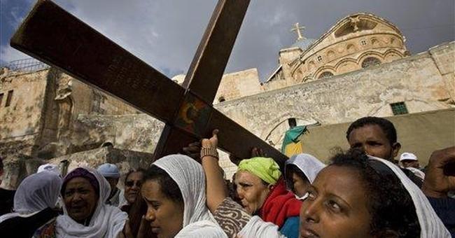 Fighting for Religious Freedom