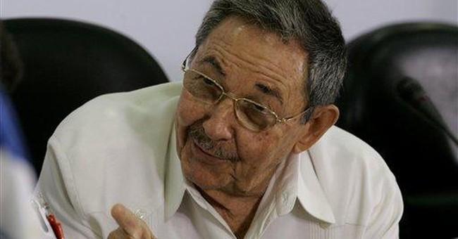 'Change' To Cuba