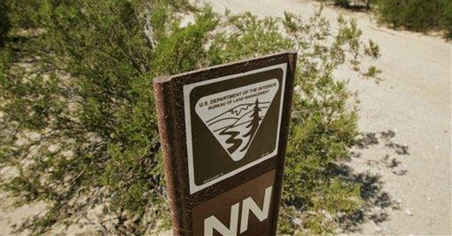 The ACLU's Real Agenda in the Mojave Desert