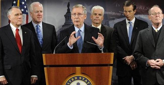 Republicans need shareholder revolt