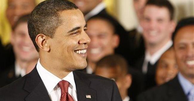 """The Obama Doctrine: """"Don't Blame Me"""""""