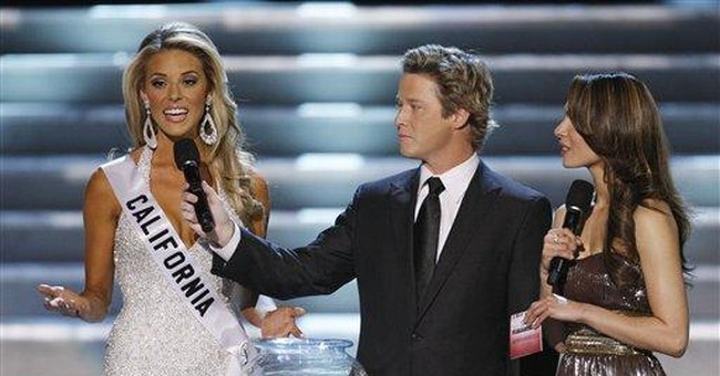 Miss California Is Braver Than Some Pastors
