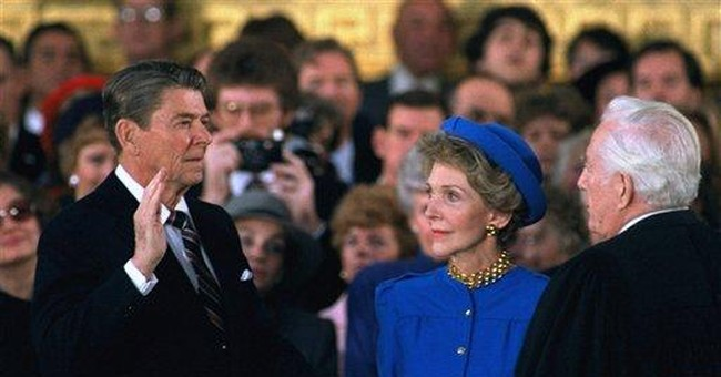 The Reagan Legacy is the Man Himself